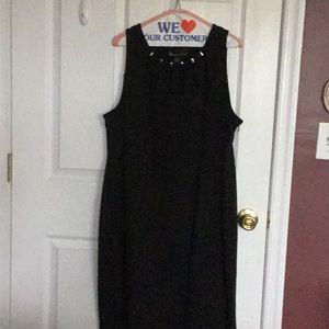 Lane Bryant little black dress
